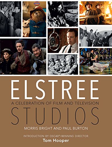 Elstree Studios book launch